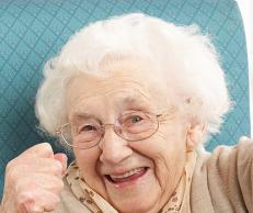 Grandma Clea